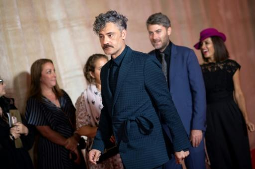"The release of ""Jojo Rabbit"" comes at a time when despots and far-right populists are on the rise around the world, said director Taika Waititi, who is of Jewish and Maori descent"