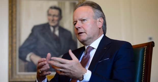 Stephen Poloz, a special advisor at the law firm Osler, Hoskin & Harcourt and a former governor of the Bank of Canada, says bitcoin trading is akin to gambling.