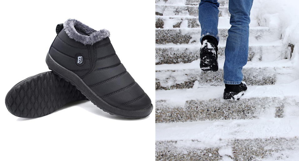 Amazon's bestselling anti-skid boots are perfect for Canadian winters