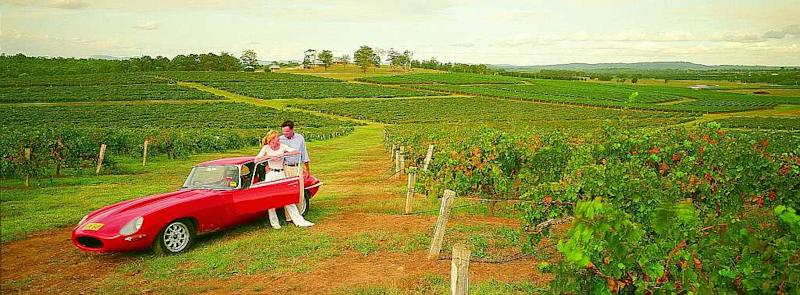 Travel Australia Hunter Valley