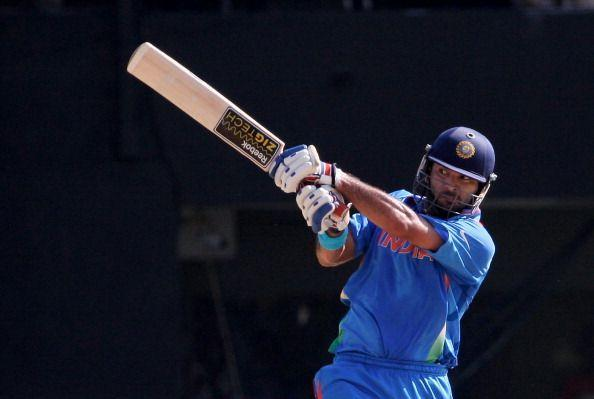 West Indies is the only team against whom Yuvraj Singh scored a hundred in the ICC Cricket World Cup