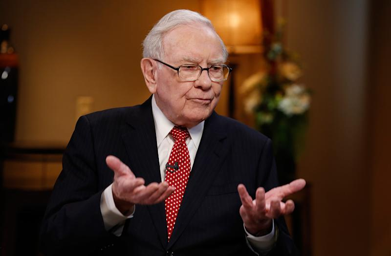 Berkshire Hathaway doubles down on Apple stock and dumps IBM
