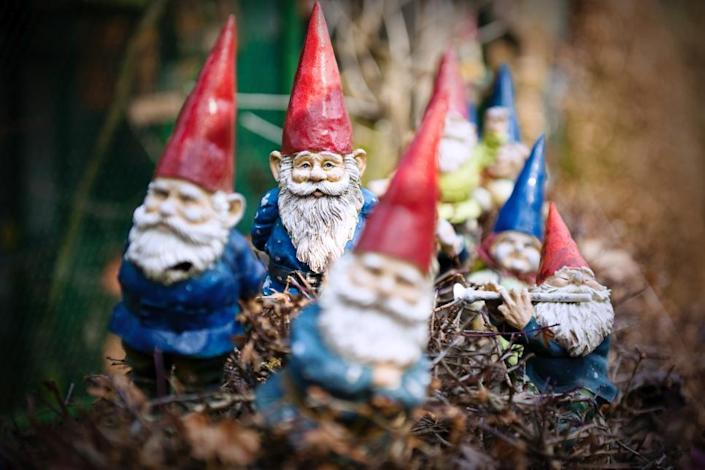 """<p>Religious decor, lawn ornaments, kids' toys scattered around or even piled up in a corner are a huge no-no, says Laura Slyman, owner of Slyman Real Estate in Knoxville, Tenn. """"Sometimes homeowners will have outdoor landscaping that isn't cohesive with the rest of the neighborhood or geographical area, like gravel in the garden in an area where everyone else uses mulch,"""" she says. """"Instead of being unique, it comes off as an eyesore."""" <i>Photo ©iStockphoto.com/Peter ten Broecke.</i></p>"""