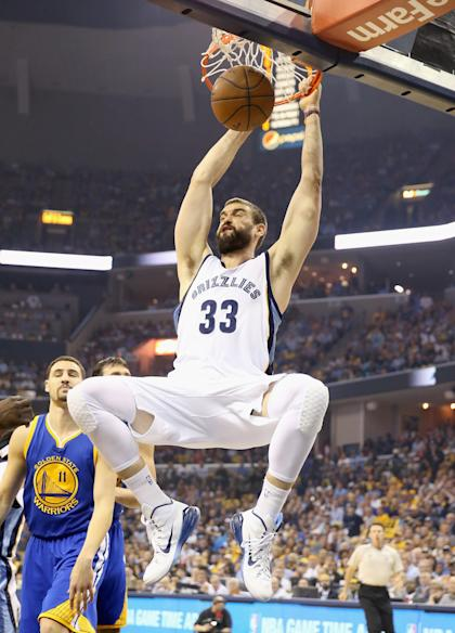 Gasol's return to Memphis was always a slam dunk. (Andy Lyons/Getty Images)