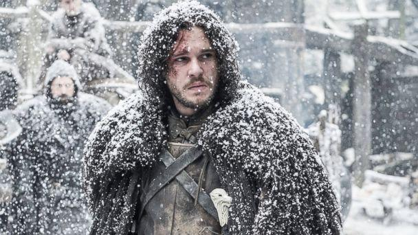 PHOTO: Kit Harington is pictured in a still from 'Game of Thrones.' (Helen Sloan/Courtesy of HBO)