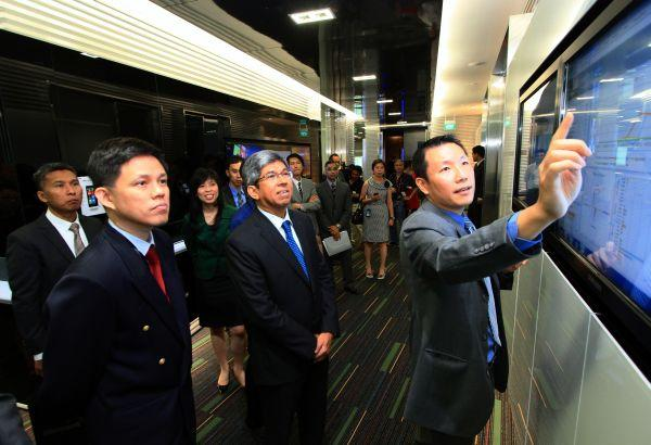 Microsoft opens S$23 million technology centre in Singapore