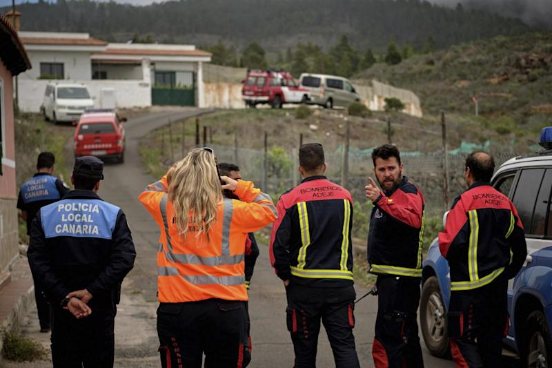 Tenerife 'murder': Father arrested after mother and son, 10, found dead in cave