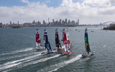 SailGP enters its second season of competition with a renewed relationship with Oracle.