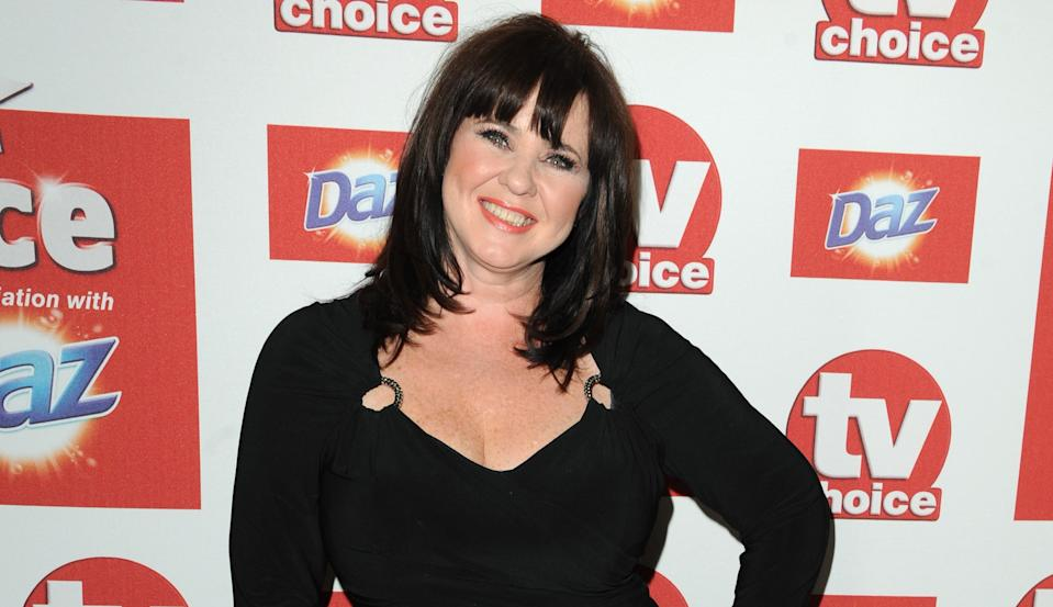 Coleen Nolan has become a vegan. (PA)