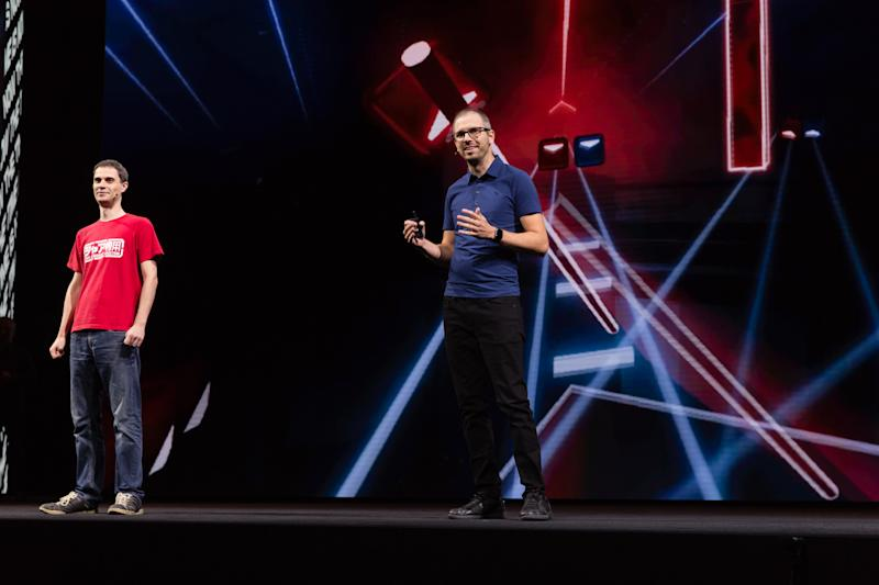 Beat Saber VR dev Beat Games acquired by Facebook