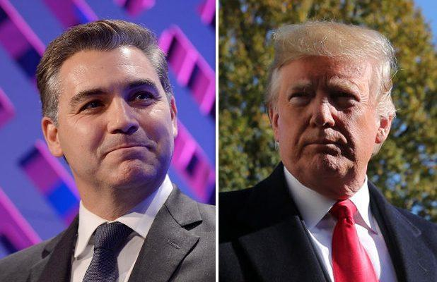 CNN's Jim Acosta to Write Book About Trump's Battle With Media