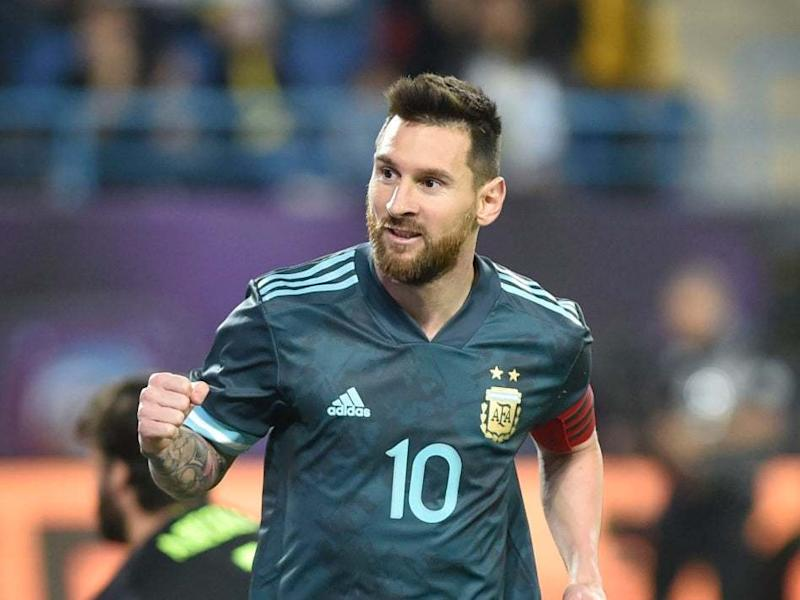Messi made a gesture towards Tite after scoring: AP