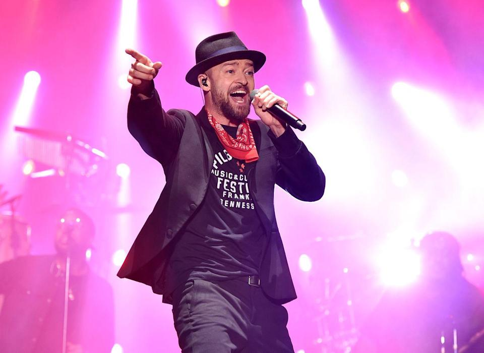 <p>Justin Timberlake made his first reality TV debut on <em>Star Search </em>when he was 11, but his true breakout was in <em>The Mickey Mouse Club. </em>The babyfaced Timberlake started capturing hearts in 1993. Two years later, he became one of the lead singers of the insanely popular boy band NSYNC. He's gone on to have success as a solo artist and made the jump to the big screen with films like <em>The Social Network </em>and <em>Friends with Benefits. </em></p>