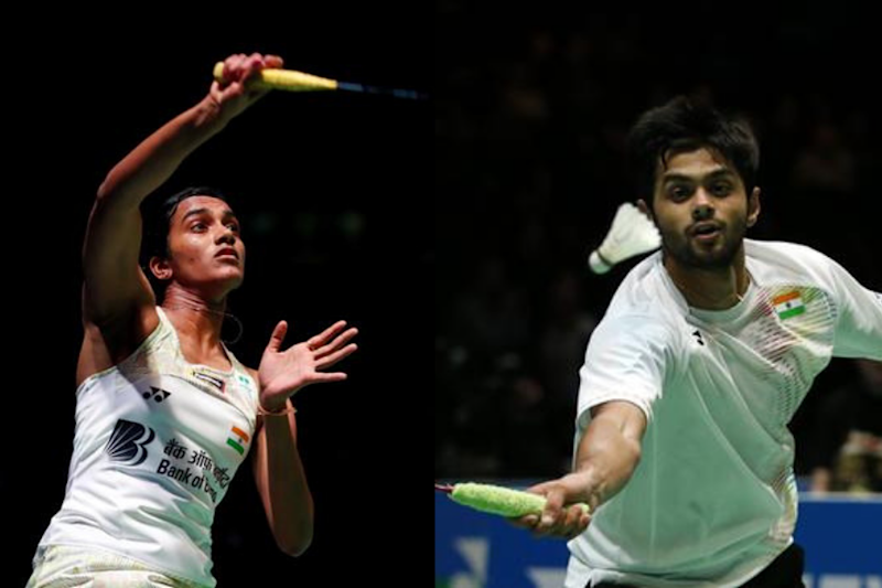 China Open: PV Sindhu, Sai Praneeth Advance to Round 2 After Saina Nehwal's Exit