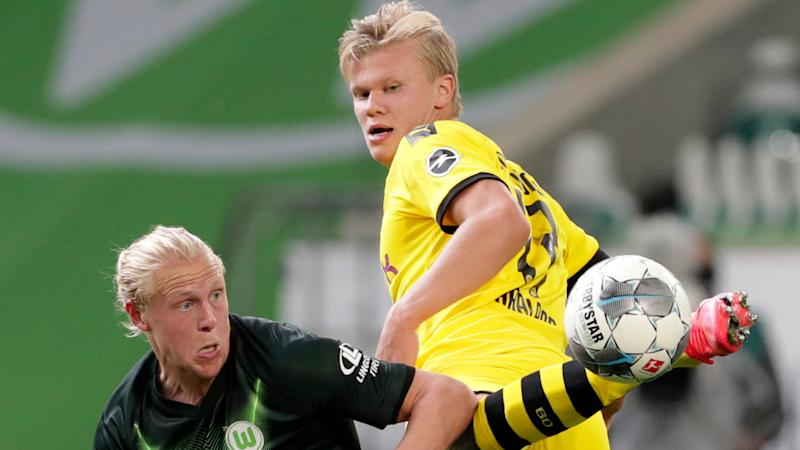 Haaland and Can helped transform BVB since last Klassiker defeat, says Favre