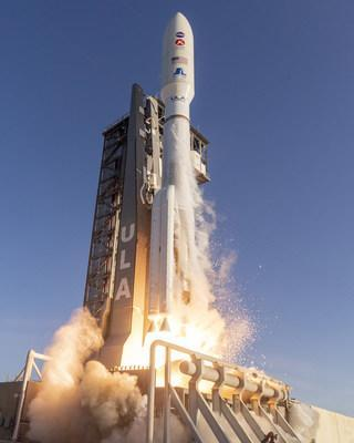 A United Launch Alliance (ULA) Atlas V rocket carrying the Mars 2020 mission with the Perseverance rover for NASA, lifted off from Space Launch Complex-41, Cape Canaveral, Fla., on July 30 at 7:50 a.m. EDT.