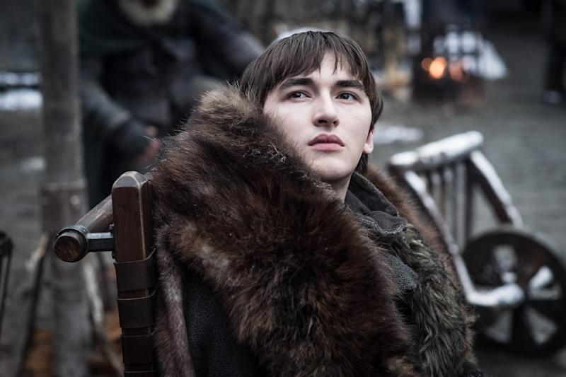 In character: Isaac Hempstead Wright as Bran Stark (HBO)
