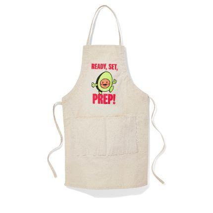 """<p>womenshealthmag.com</p><p><strong>$23.80</strong></p><p><a href=""""https://shop.womenshealthmag.com/ready-set-prep-apron.html"""" rel=""""nofollow noopener"""" target=""""_blank"""" data-ylk=""""slk:Shop Now"""" class=""""link rapid-noclick-resp"""">Shop Now</a></p><p>Whether your boyfriend's mom loves to bake, cook, or meal prep (or a combination of all three!), she'll stay clean once she dons this apron. I mean, that avocado is adorable...just like her son.</p>"""