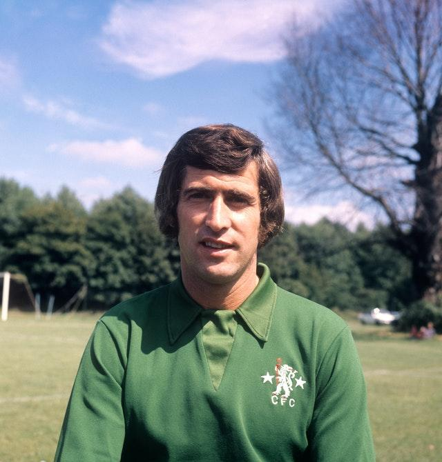Peter Bonetti was a late stand-in for Gordon Banks in the World Cup quarter-final defeat to West Germany (PA)
