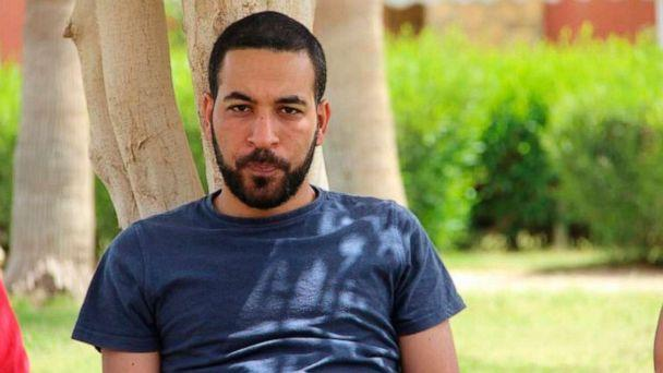 PHOTO: This undated photo provided by Mada Masr shows Shady Zalat. Mada Masr, one of a shrinking number of independent news websites in Egypt, said one of its editors Shady Zalat was arrested from his home in Cairo, Nov. 23, 2019. (Mada Masr via AP)