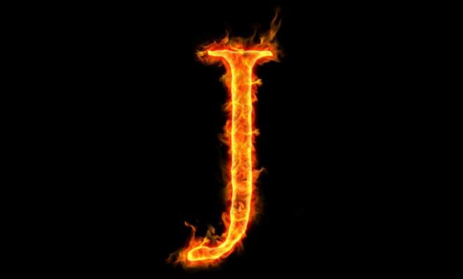 That J is hot!