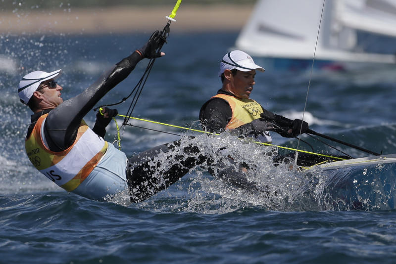 US Sailing Page Out