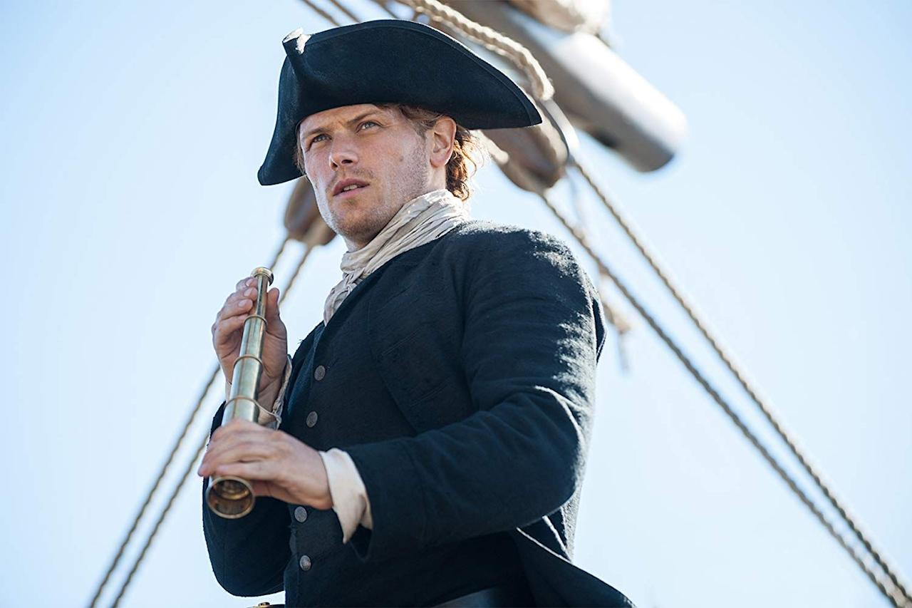 """<p>It's extremely difficult to imagine anyone other than <a href=""""https://www.oprahmag.com/entertainment/tv-movies/a27632148/caitriona-balfe-husband-sam-heughan-outlander/"""" target=""""_blank"""">Sam Heughan</a> as <em><a href=""""https://www.oprahmag.com/entertainment/tv-movies/a27541557/outlander-season-5-premiere-date-cast-trailer-news/"""" target=""""_blank"""">Outlander</a></em>'s strapping red-haired <a href=""""https://www.oprahmag.com/entertainment/tv-movies/a28637189/outlander-jamies-ghost-theories/"""" target=""""_blank"""">Scottish Highlander, Jamie Fraser</a>. Sam <em>is </em>Jamie and Jamie <em>is </em>Sam. But as it turns out, Heughan is in fact a working actor, and he appeared in a handful of successful movies and TV shows before his career-making <em>Outlander </em>gig. This year, he's starring in <em>Bloodshot </em>alongside <em><a href=""""https://www.oprahmag.com/entertainment/tv-movies/a28434089/fast-and-furious-9-release-date-cast-trailer/"""" target=""""_blank"""">Fast and the Furious</a></em> heavyweight <a href=""""https://www.youtube.com/watch?v=BzOl5DpWO8k"""" target=""""_blank"""">Vin Diesel</a>. To acknowledge that in order for Jamie to exist, other characters had to come before him, we've taken a look at  Heughan's biggest roles so far.<em> </em>(And for even more Heughan, <a href=""""https://www.oprahmag.com/entertainment/tv-movies/a30764785/sam-heughan-outlander-season-5-interview/"""" target=""""_blank"""">check out our exclusive interview with the star</a>).</p>"""