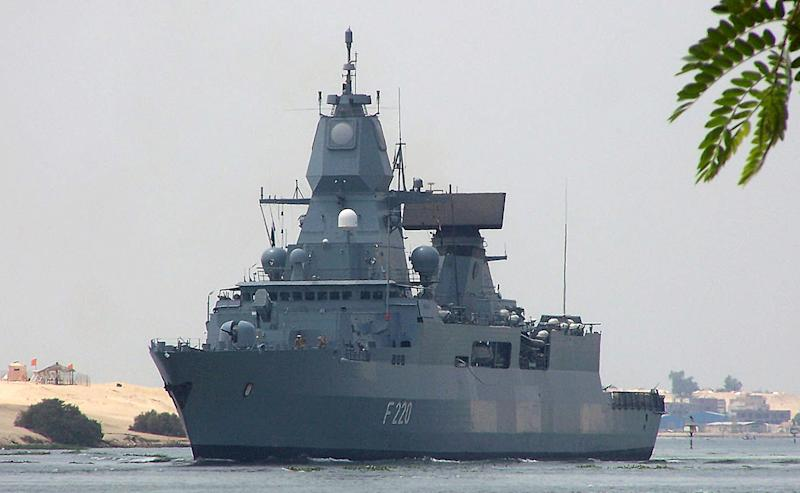 Germany plans to send a warship to the Indian Ocean