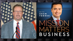 John Peterson, CEO at Schuette Metals and founding member at CWIMMA is interviewed on Mission Matters Business with Adam Torres.