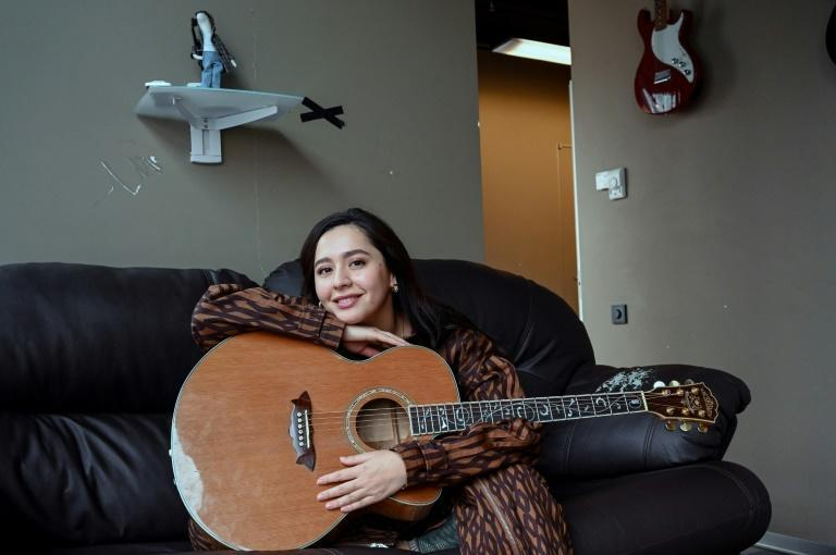 After building up a large online presence by posting short music clips on Instagram, Manizha leveraged her popularity as a platform for her activism