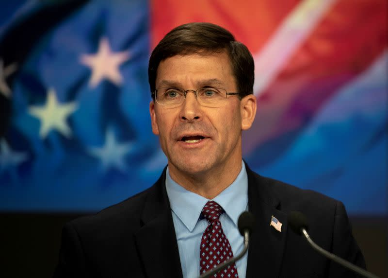 Exclusive: U.S. military completes pullback from northeast Syria, Esper says