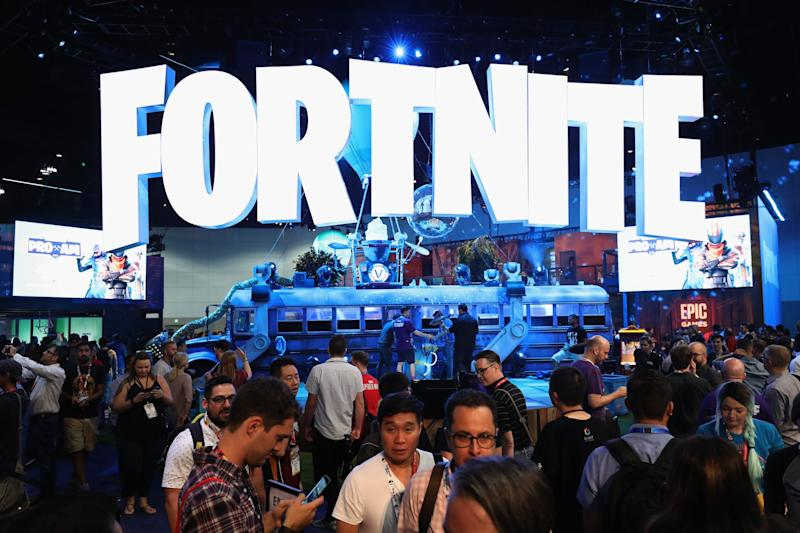Fake Fortnite on Android links are appearing on YouTube: Getty Images