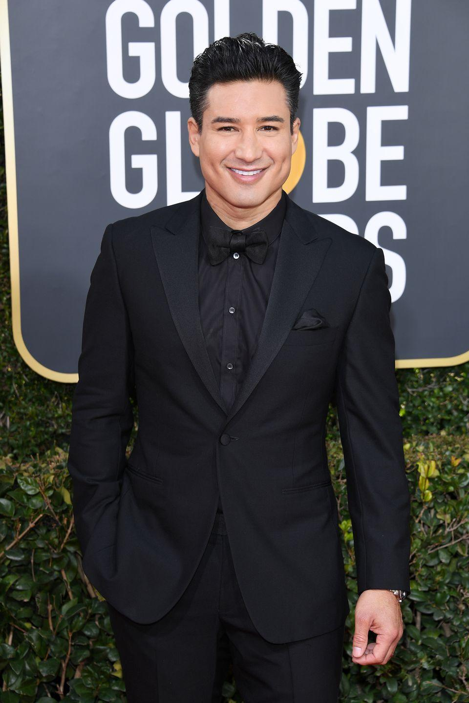<p>Mario has pivoted from acting to hosting and has been an anchor on <em>Extra</em> since 2008. Same ol' dimples tho. </p>