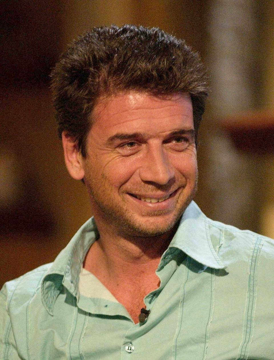 Today With Des And Mel' Tv Show, Britain - 27 Feb 2003, Nick Knowles (Photo by Brian Rasic/Getty Images)