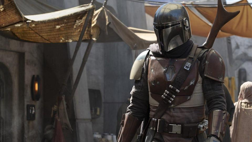 The Mandalorian is coming to Disney's streaming service.