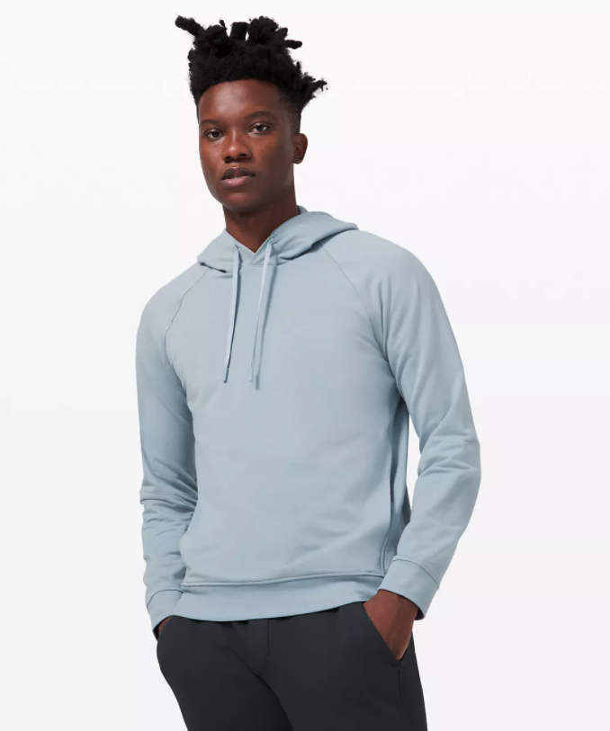 City Sweat Pullover Hoodie. Image via Lululemon.