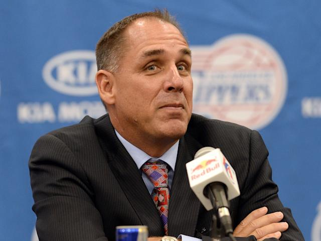 Clippers president Andy Roeser takes 'indefinite leave of absence' amid Donald Sterling controversy