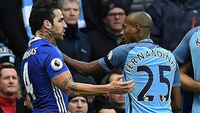<p>Chelsea's remaining fixtures are not the most difficult, but on April 5th, they have a substantial challenge. Manchester City - the only side with a realistic chance of catching them in the race - visit Stamford Bridge.</p> <br><p>The reverse fixture was one of the games of the season. In a fiery game that saw two City players sent off, Chelsea ran out 3-1 winners at the Etihad. This time around, Chelsea don't need three points. But they must not allow Guardiola's men to leave their patch with three points either.</p>