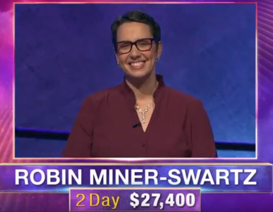 """<p>Not only does the winner earn the title of <em>Jeopardy!</em> Champion for life, but they take home the <a href=""""https://better.net/arts-events/movies-tv/jeopardy-heres-actually-happens-behind-scenes/"""" rel=""""nofollow noopener"""" target=""""_blank"""" data-ylk=""""slk:total amount of money"""" class=""""link rapid-noclick-resp"""">total amount of money</a> that they finished the episode with.</p>"""