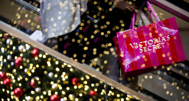 Shoppers At Westfield North County Mall Ahead Of Retail Sales