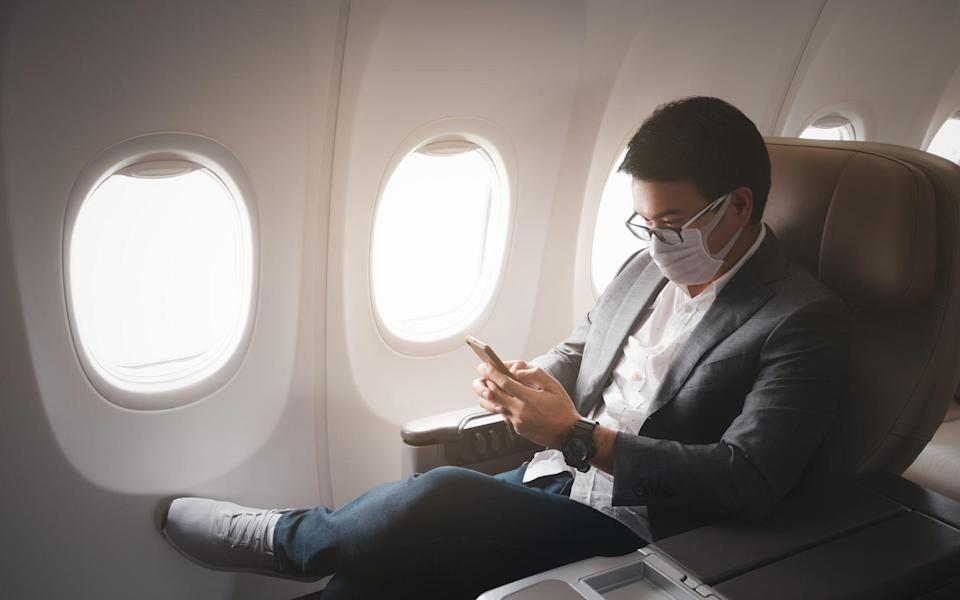 Can business travel recover? - Getty