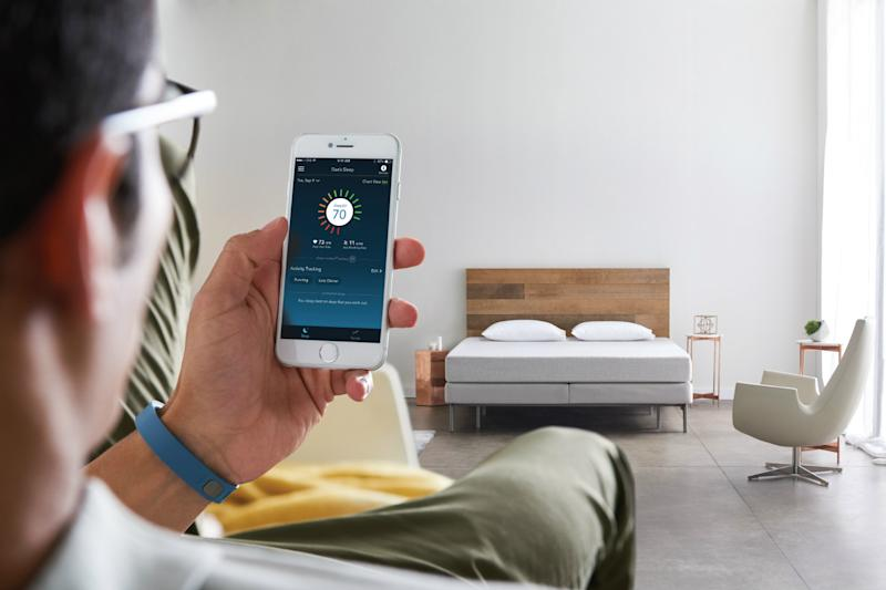 Sleep Number's It Bed arrives on your doorstep with sleep-tracking sensors