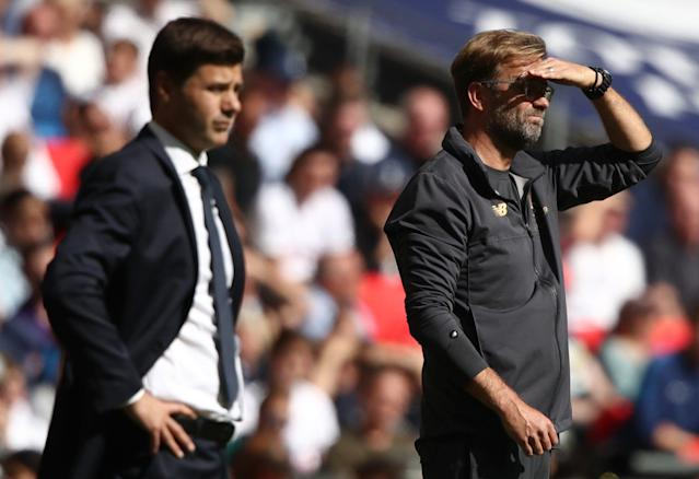 Under the changes being threatened to the Champions League's format, Liverpool and Tottenham might have been on the outside looking in this season. (Getty)