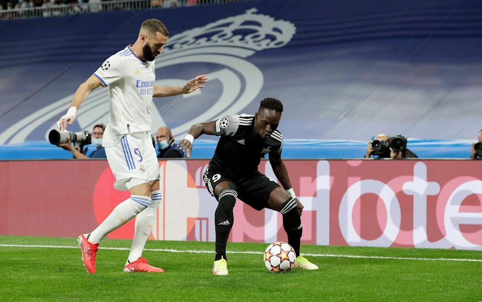 Sheriff Tiraspol pull off biggest shock in Champions League history with late victory at Real Madrid - GETTY