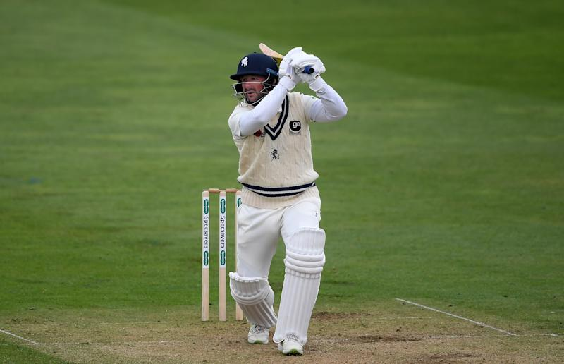 Darren Stevens put on a career-best innings against Yorkshire. (Photo by Alex Davidson/Getty Images)