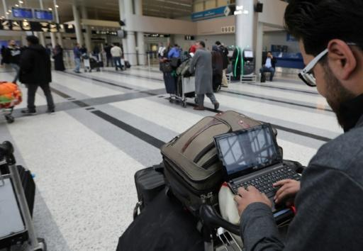Abu Dhabi Airport Laptop Ban Lifted