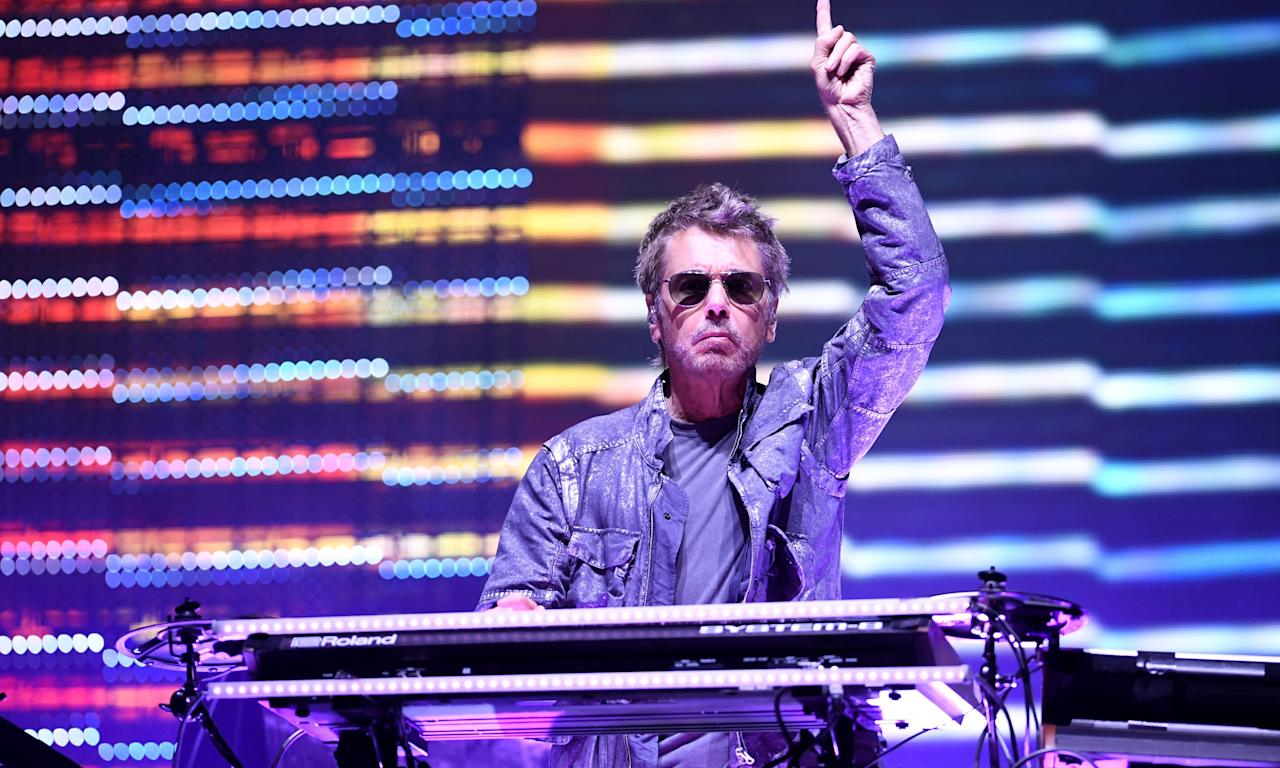 Jean-Michel Jarre is among the group of French musicians and DJs who signed the open letter against the new rules that will come into effect next year.
