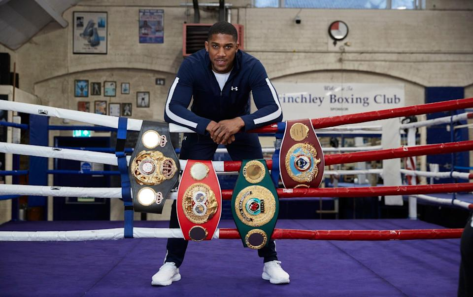 Anthony Joshua vs Oleksandr Usyk: fight date, start time, odds, TV channel and our prediction