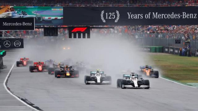 FILE PHOTO: German Grand Prix