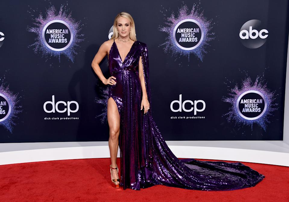 """<h1 class=""""title"""">Carrie Underwood in Yvan Tufenkjian jewelry and Maxior jewelry</h1><cite class=""""credit"""">Photo: Getty Images</cite>"""